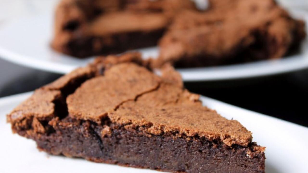 Amerikai csokis süti lisztmentesen