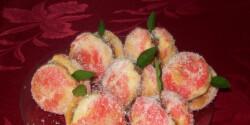 Őszibarack süti Edittől