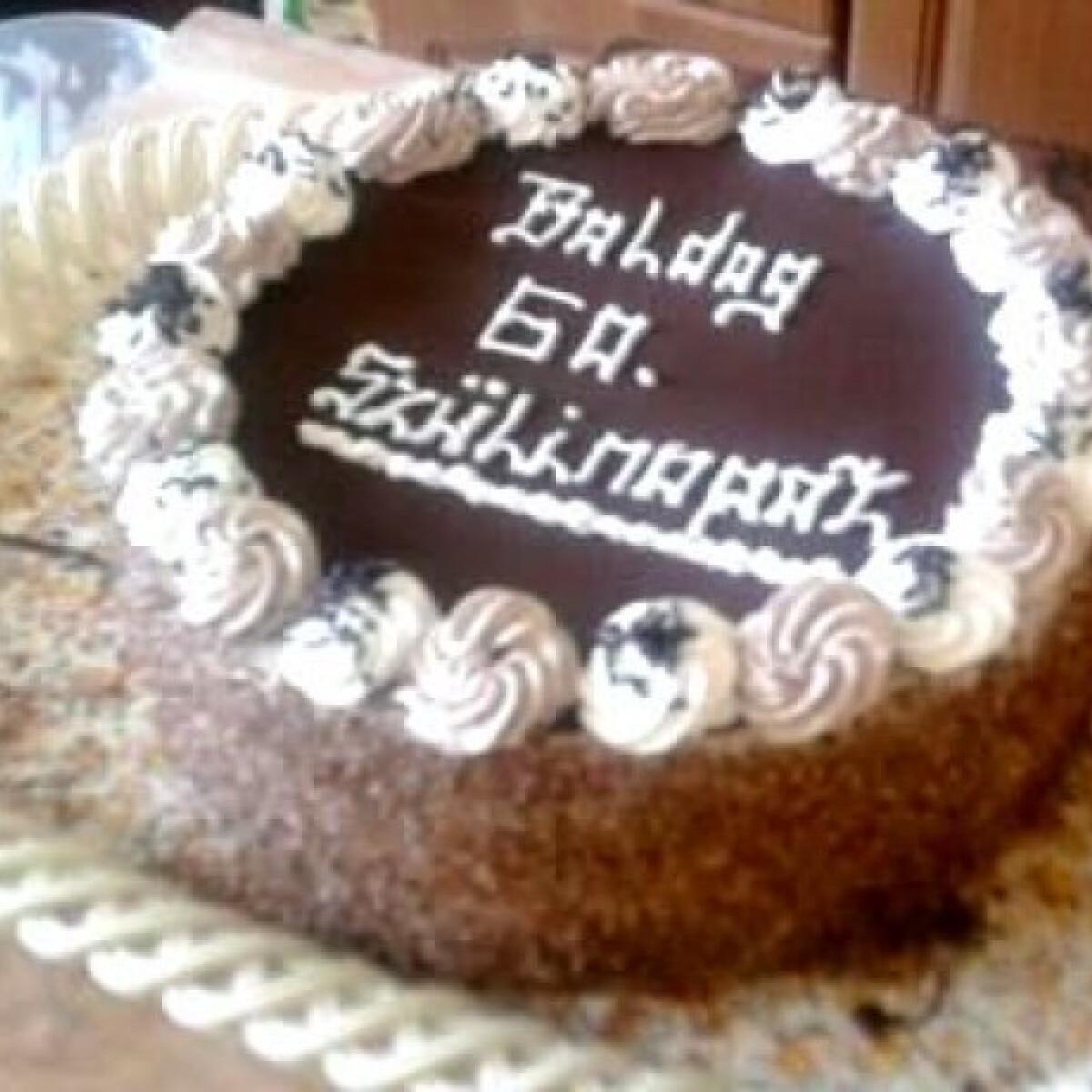 Ezen a képen: Rigó Jancsi torta szöszi konyhájából