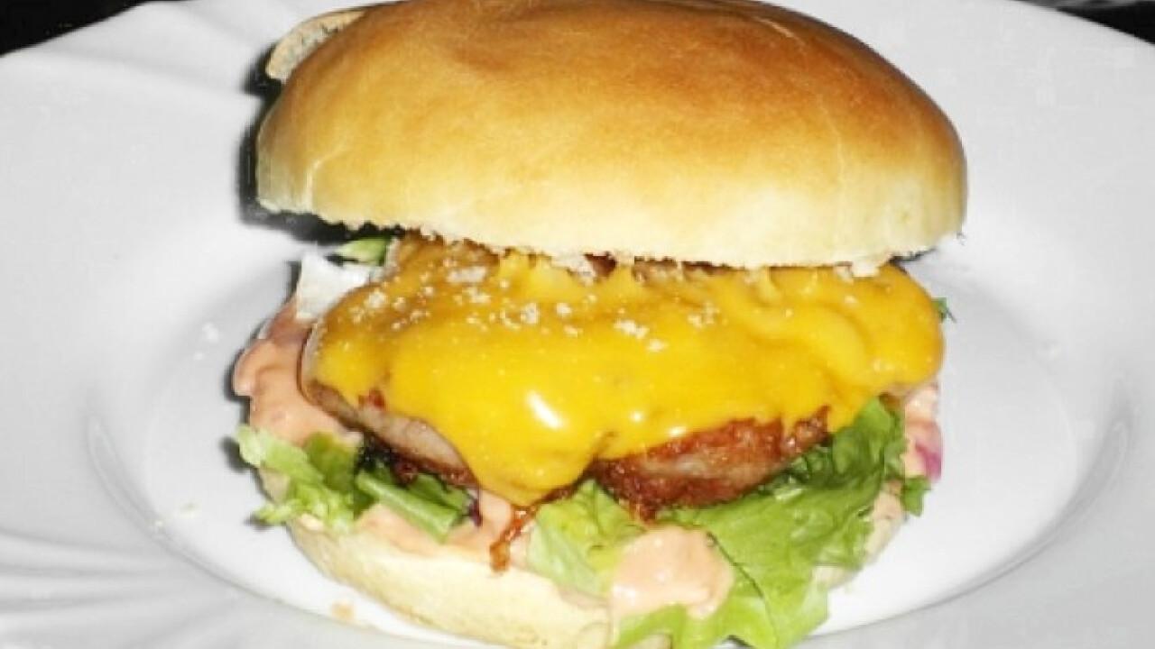 Hamburger házilag Csorbusztól