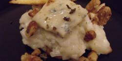 Gorgonzolás rizottó