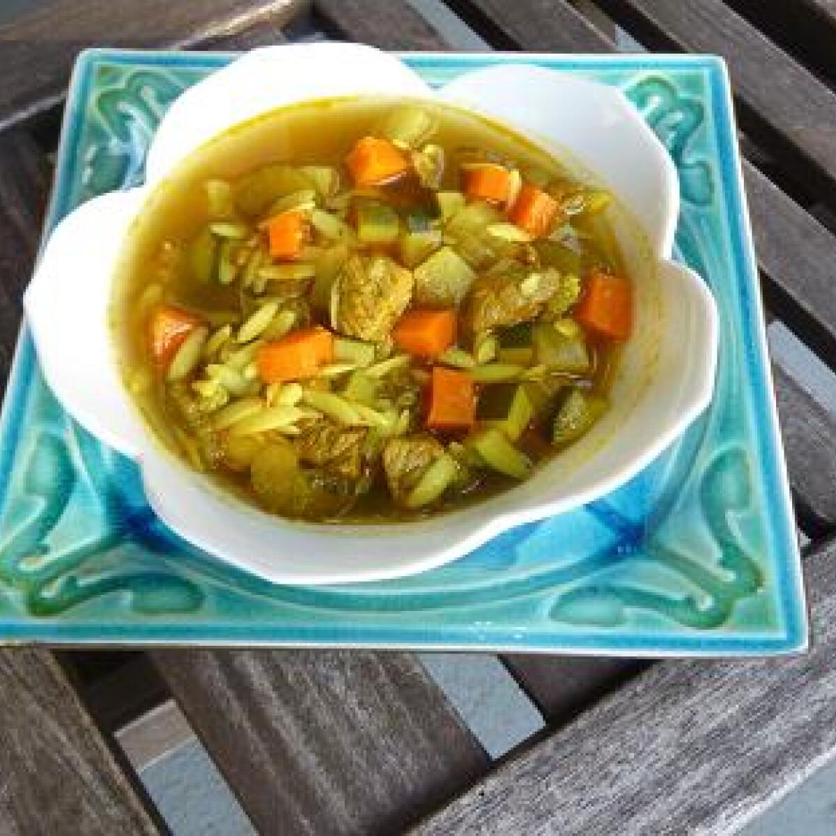 Marokkói húsleves