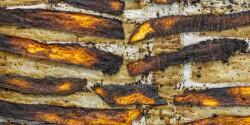Padlizsán-bacon