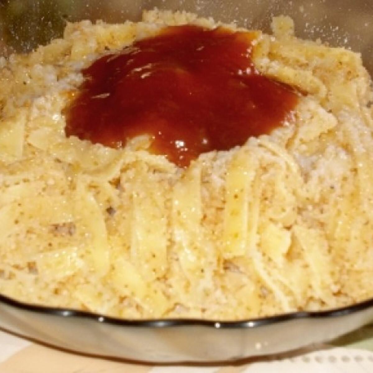 Grízes tészta ahogy erikamama készíti