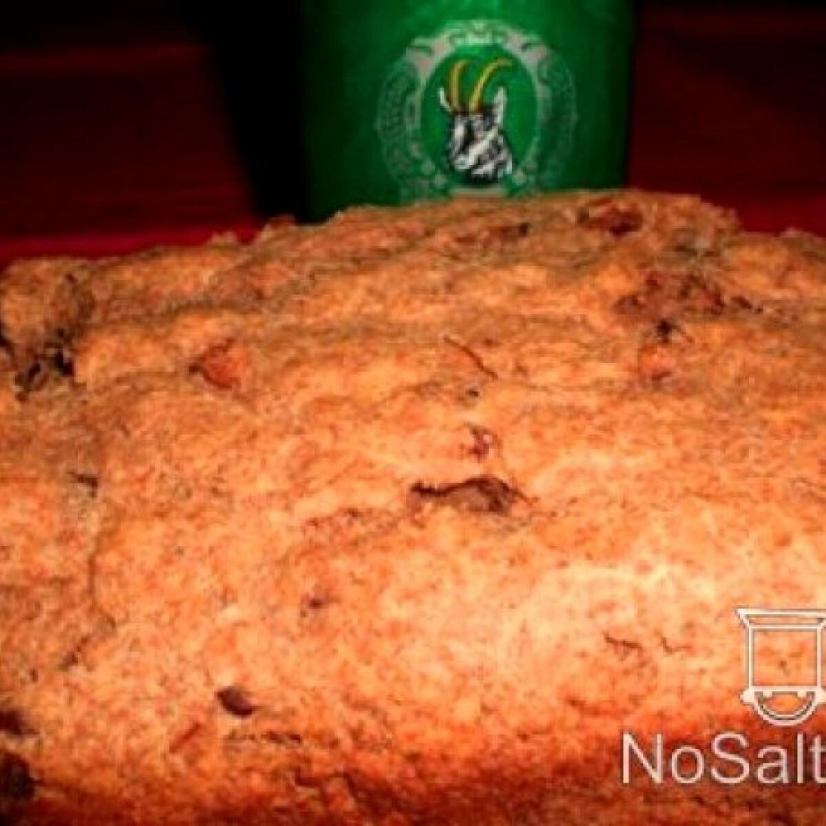 Ezen a képen: Sörös kenyér - Moncsától
