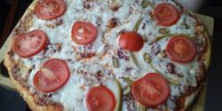 Pizza egy olasztól