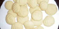 Kókuszos keksz Csillus konyhájából