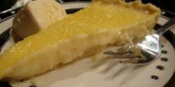 Lemon tart avagy citrompite