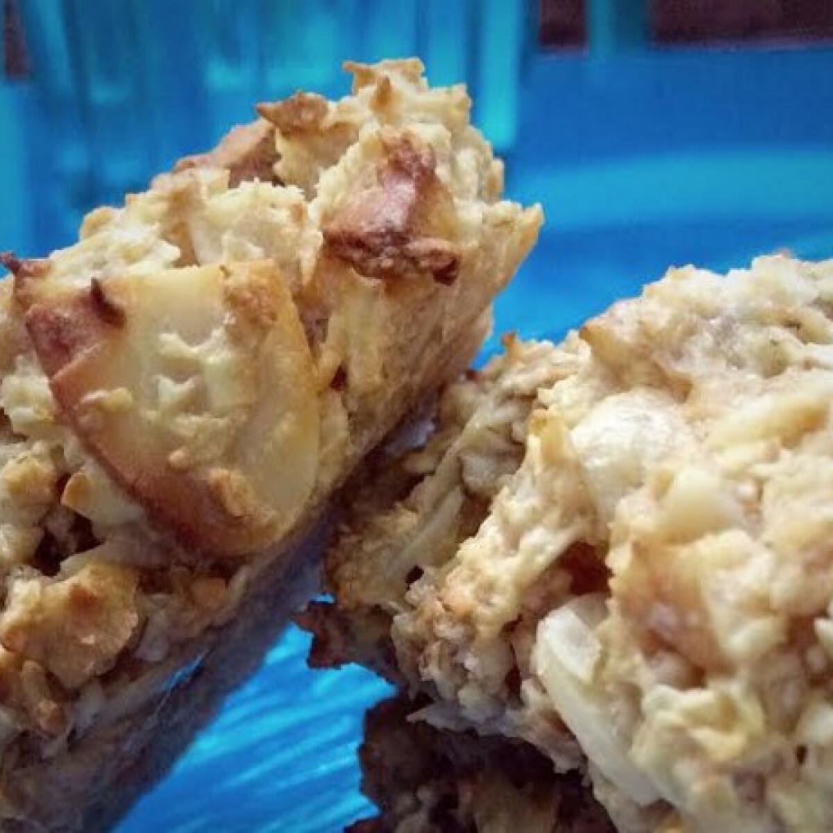 Ezen a képen: Zabpehelykeksz CulinaRita konyhájából