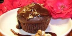 Diós-csokis muffin 3.
