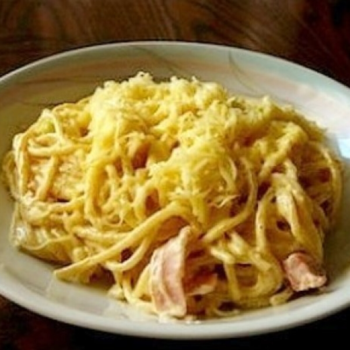 Ezen a képen: Spagetti carbonara 5.