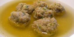 Maceszgombóc Büszkeszósz konyhájából