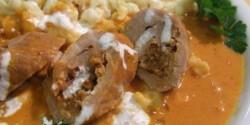 Csáky húsrolád 2. -sertéshúsból