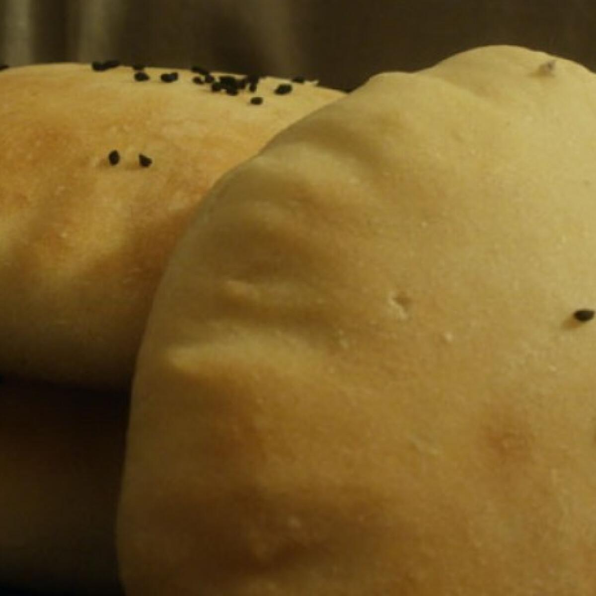 Ezen a képen: Zatta - arab lapos kenyér