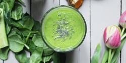 Imádnivaló zöld smoothie