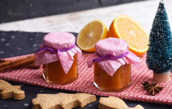 Fűszeres karácsonyi citruslekvár