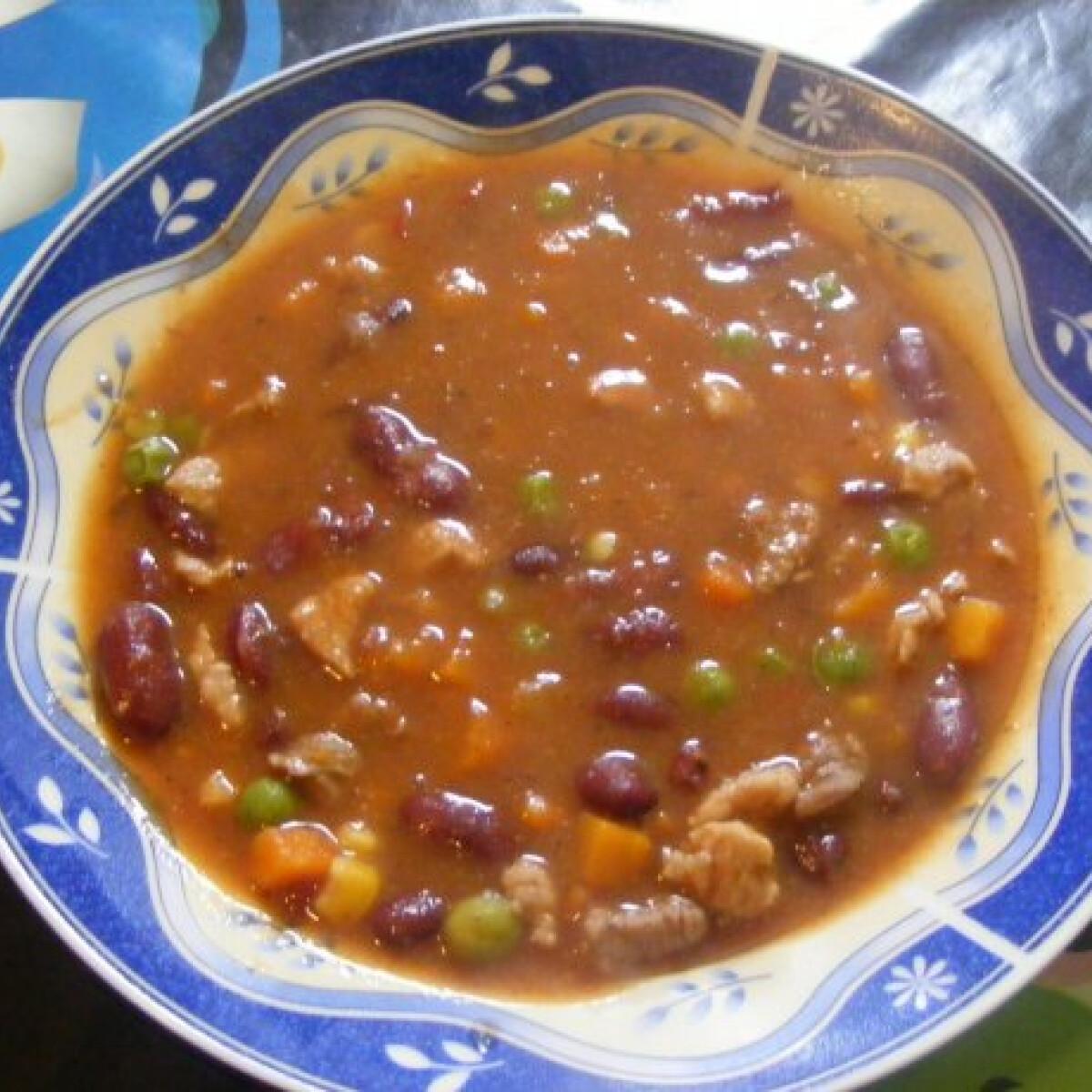 Chilis bab angie konyhájából
