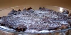 Csokikrémes palacsintarakottas