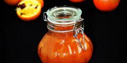 Narancslekvár Gizi konyhájából