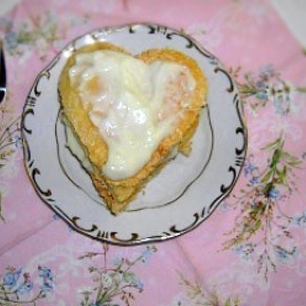 Ezen a képen: Kókuszos szívek