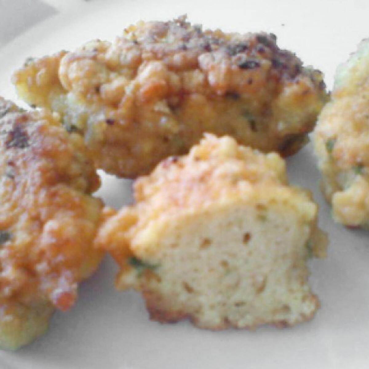 Puffancs ahogy arapara készíti