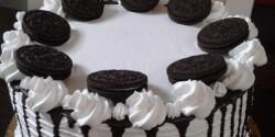 Oreo torta Romance konyhájából