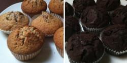 Muffin alaprecept 4.