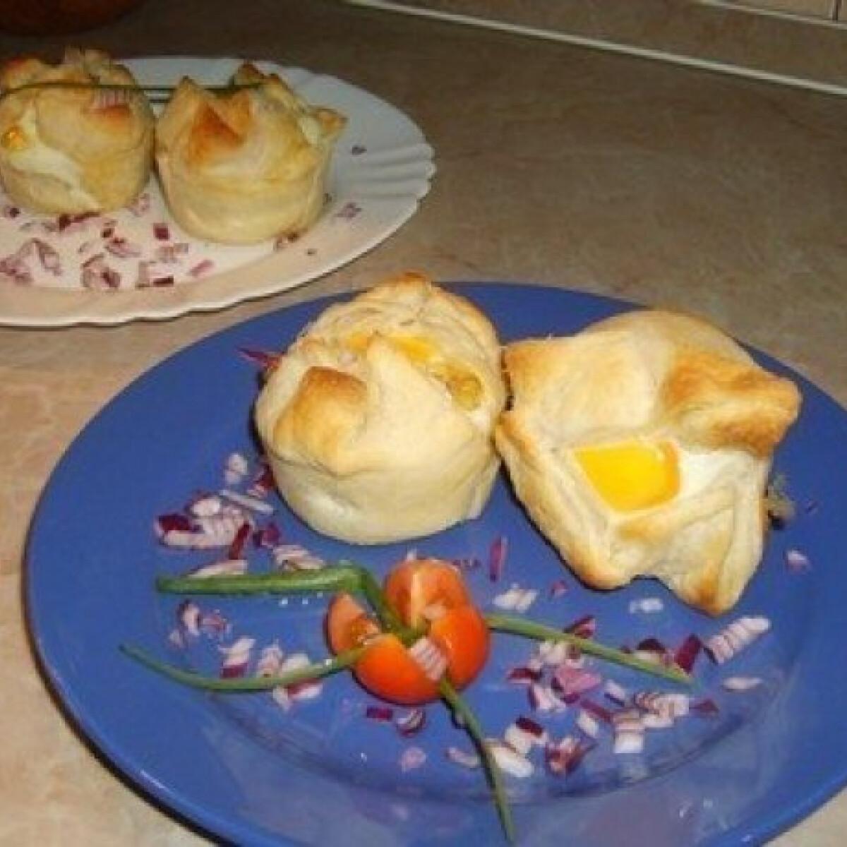 Parasztreggeli 3. - Muffinsütőben