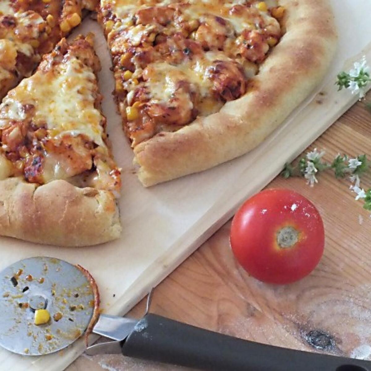 Ezen a képen: Pizza SüniSütitől