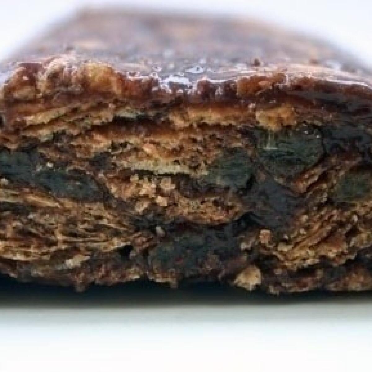 Ezen a képen: Fehérvári sütemény
