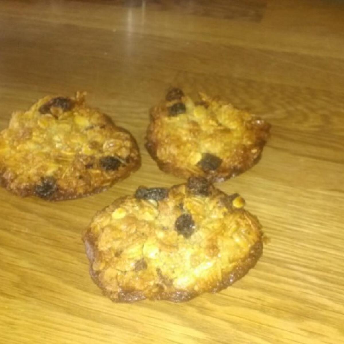 Ezen a képen: Müzli keksz