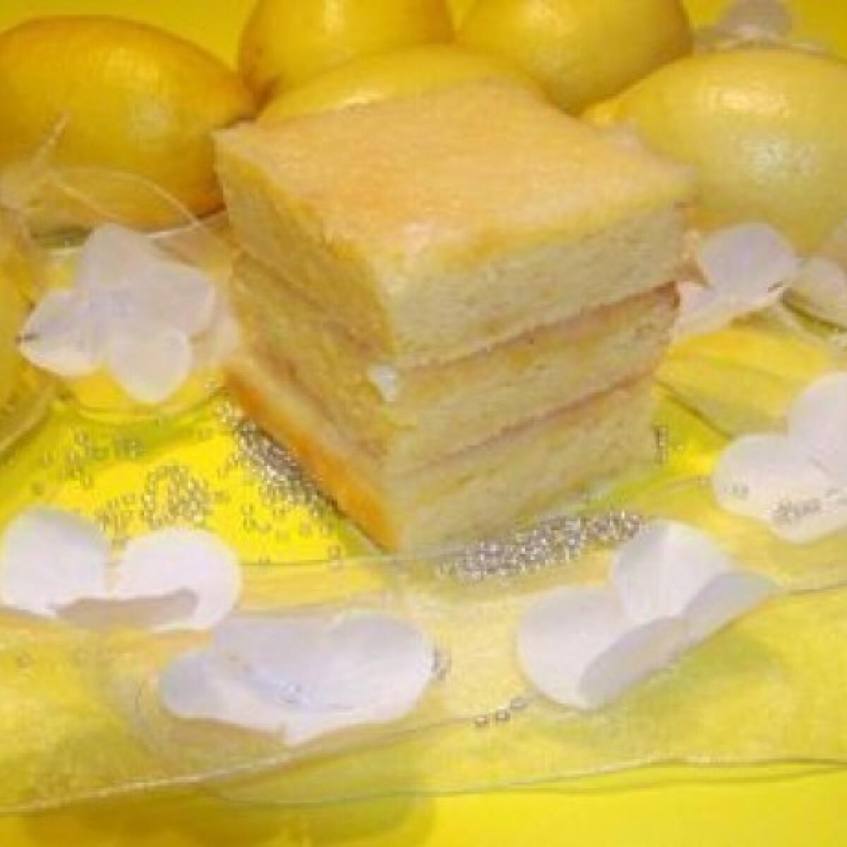Ezen a képen: Citromos süti 2.- amíg a sütő bemelegszik