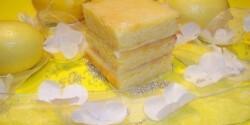 Citromos süti 2.- amíg a sütő bemelegszik