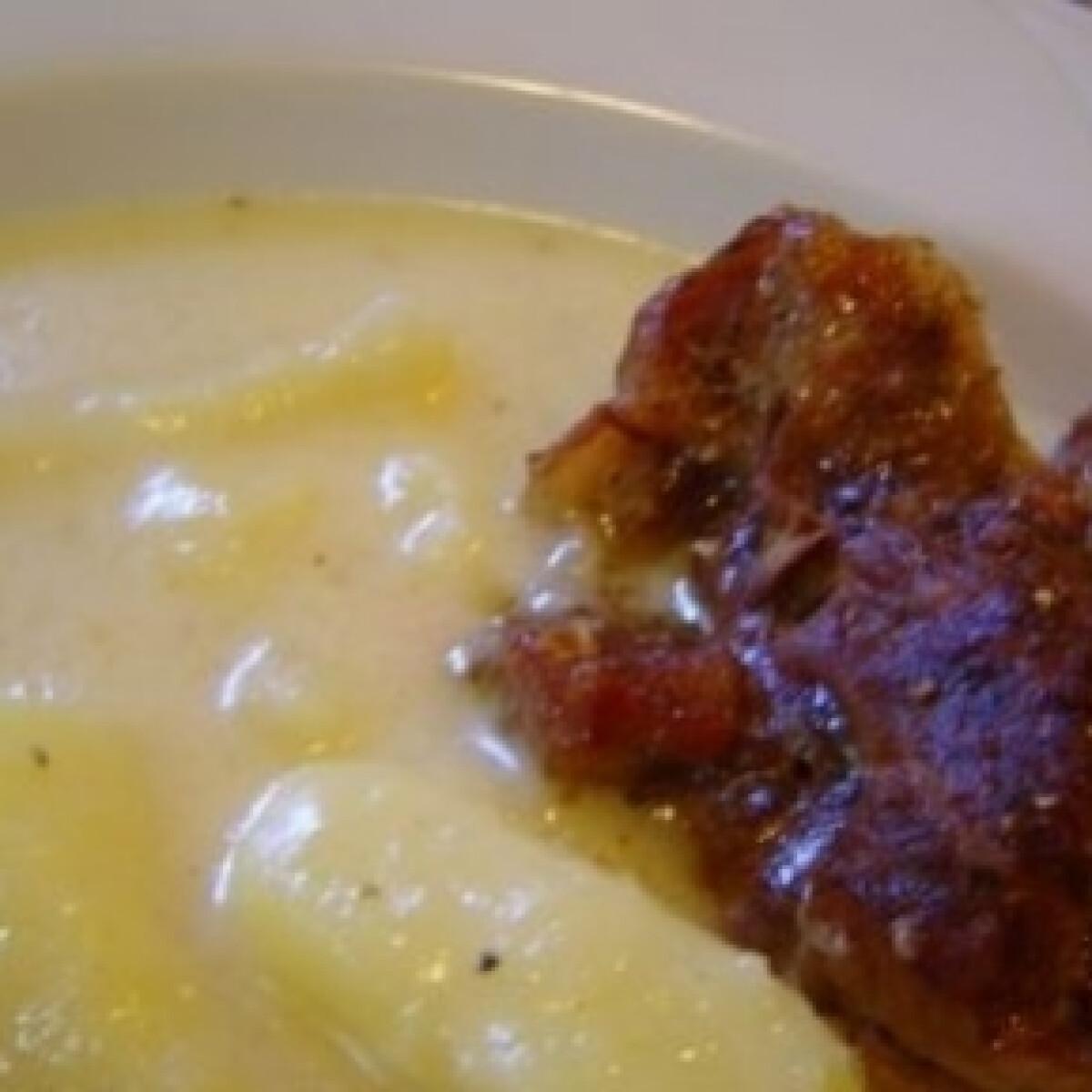 Krumplifőzelék 3.
