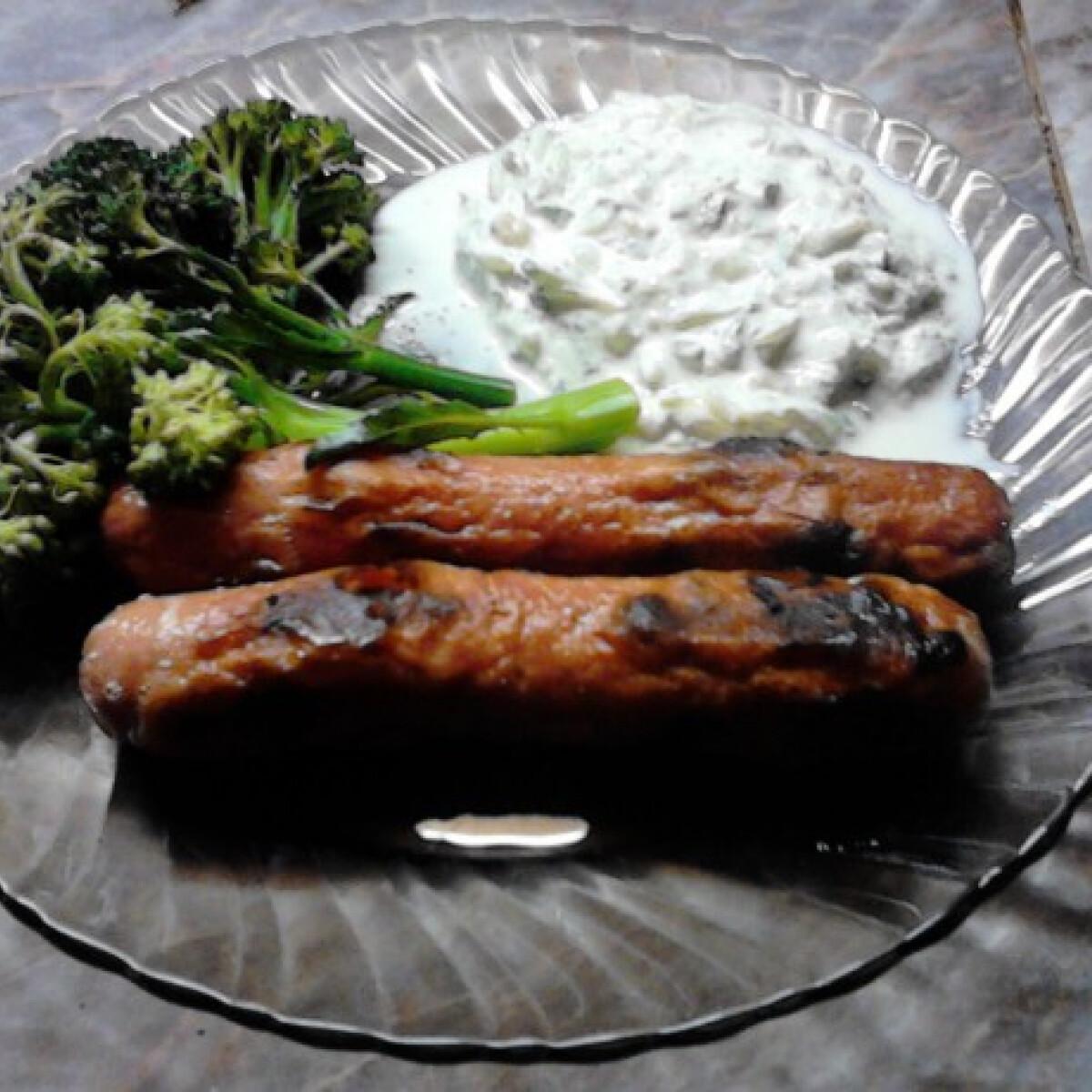 Ezen a képen: Nyári grill tál