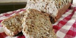 Sokmagvas kenyér 2.