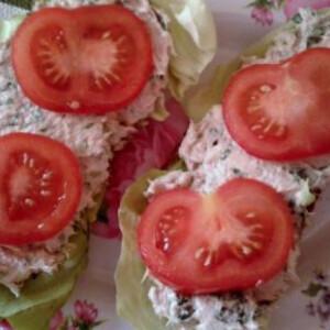 Mascarponés-tonhalas szendvics