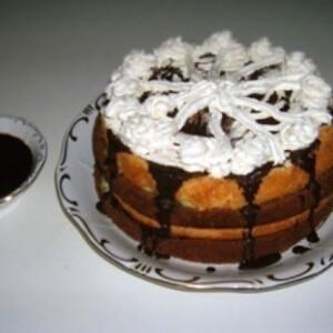 Somlói galuska torta 2.