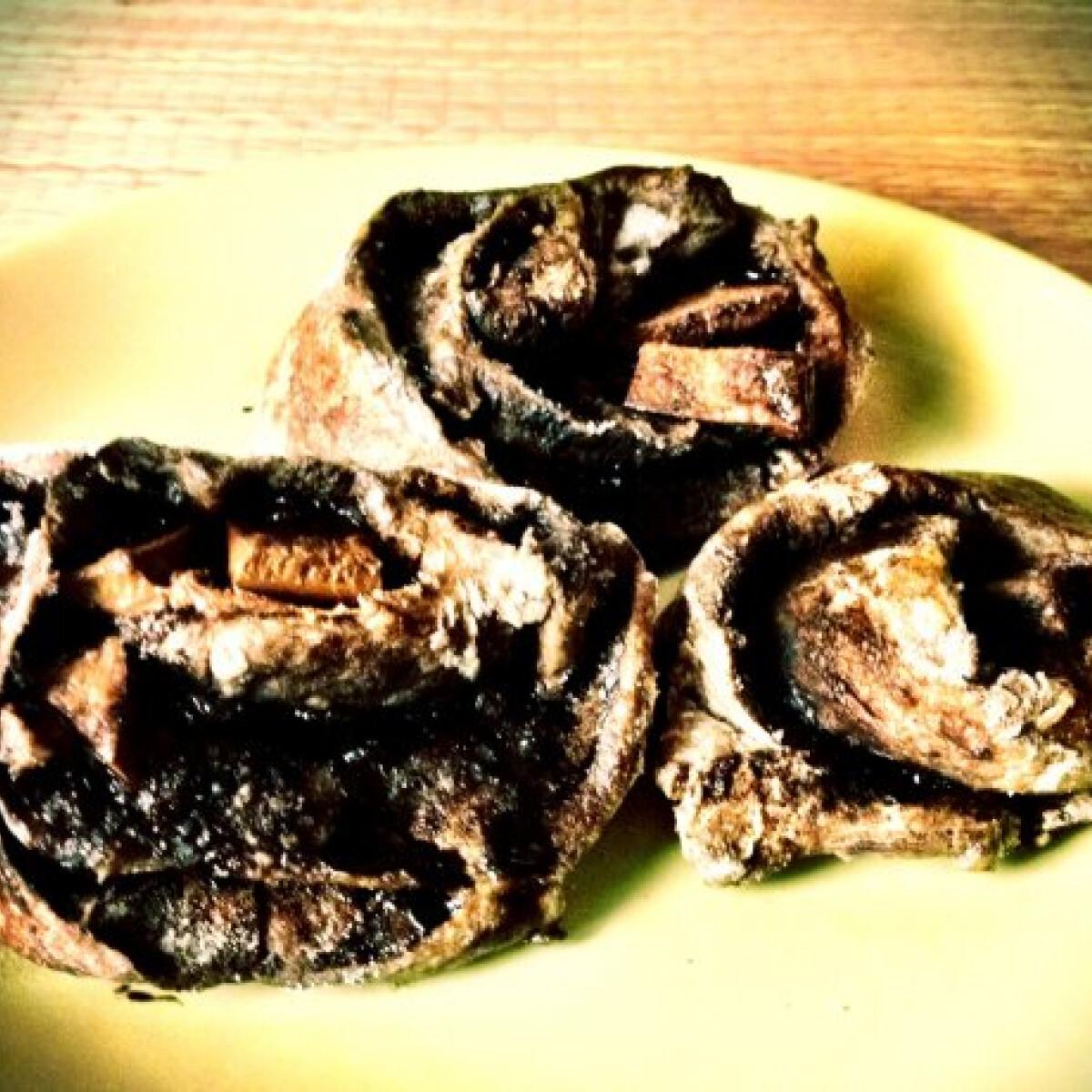 Ezen a képen: Csokis kakaós csiga