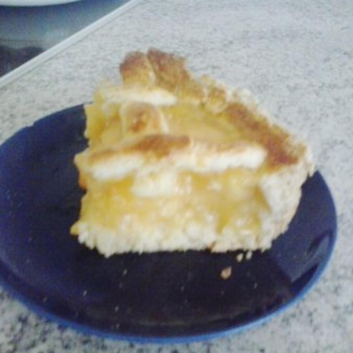 Ezen a képen: Birsalmás-sütőtökös pite
