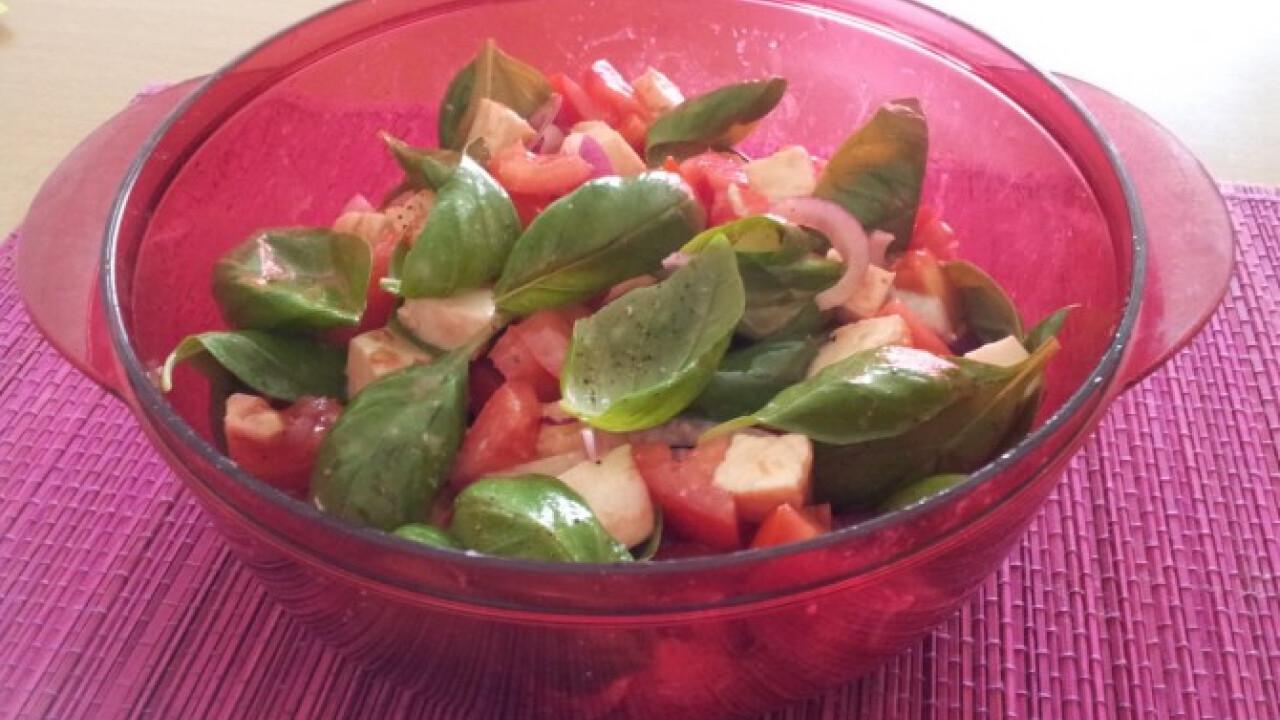 Saláta Szepucskától