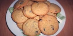 Áfonyás cookie
