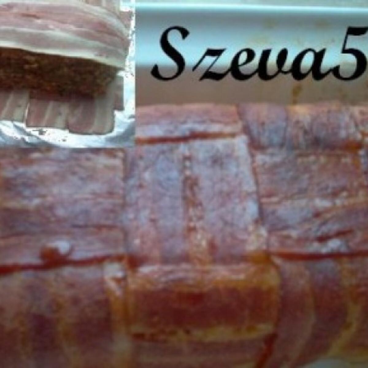 Bacon szőttes