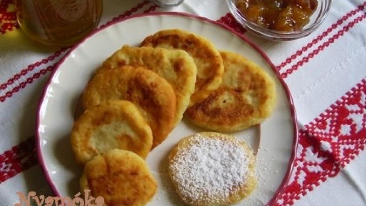 Dédikénk tapsikolt pogácsája - Krumplis pogácsa 8.