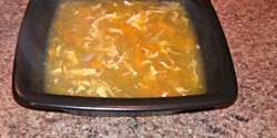 Csípős-savanyú leves TBetty konyhájából