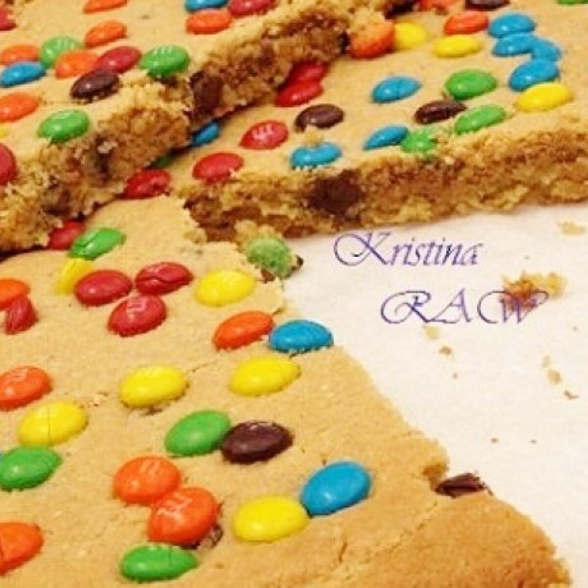 Ezen a képen: Csokoládés keksztorta