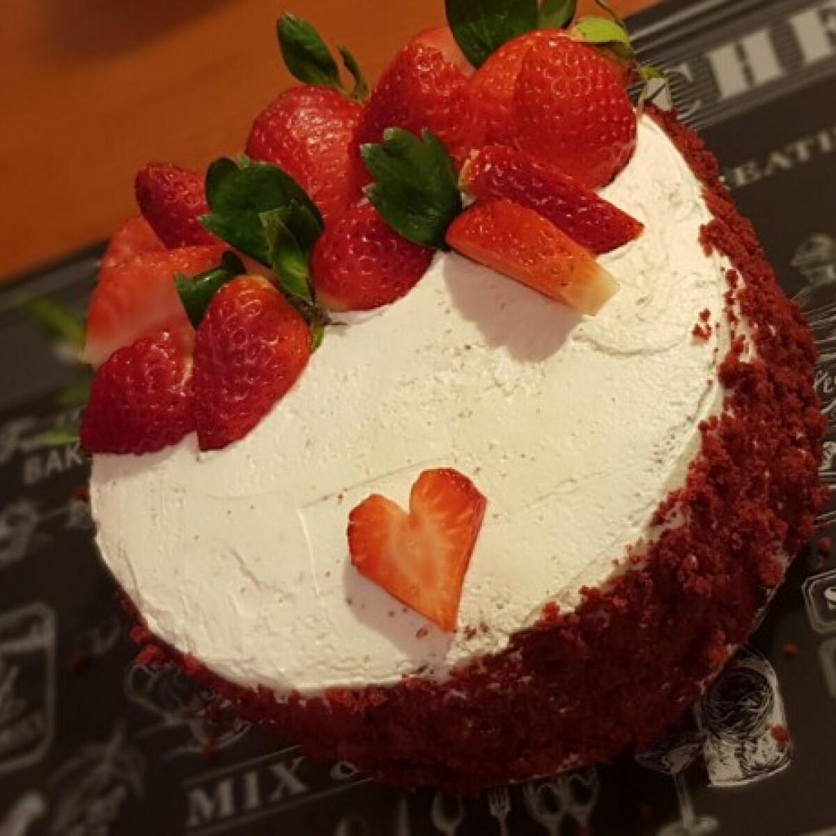 Ezen a képen: Szerelmes Red Velvet