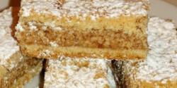 Farsangi szelet