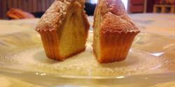 Kapucsínós muffin