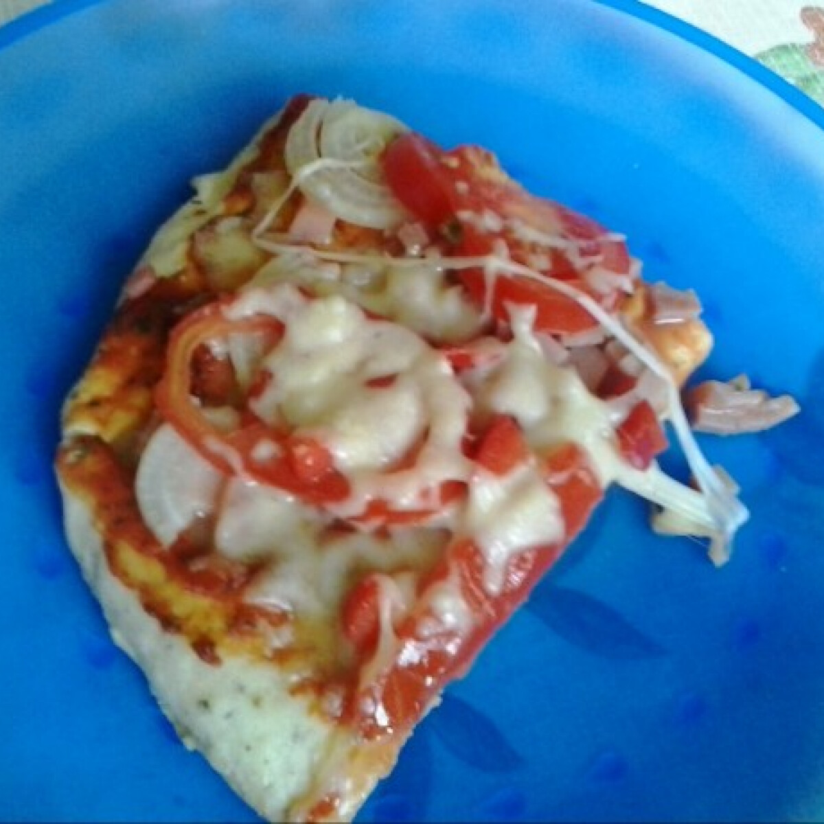 Pizza Hino konyhájából